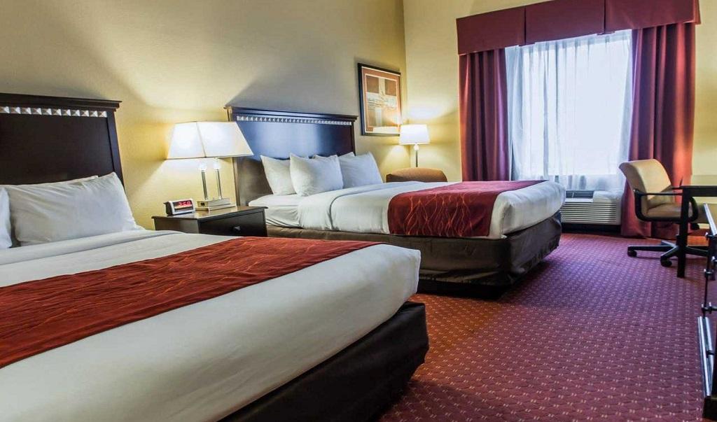 Comfort Inn & Suites Maingate South - Double Beds