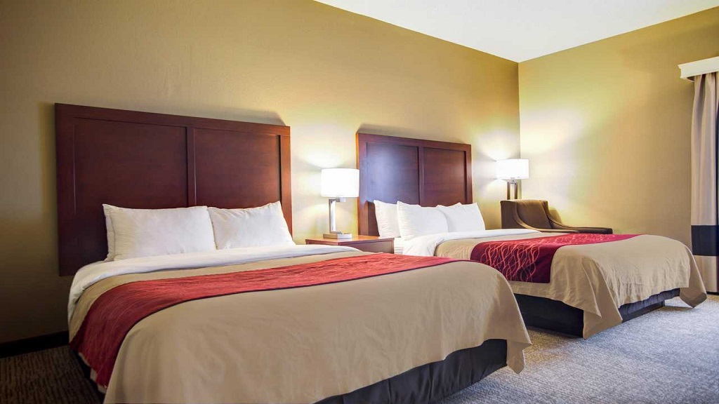 Comfort Inn Blythewood - Double Beds Room