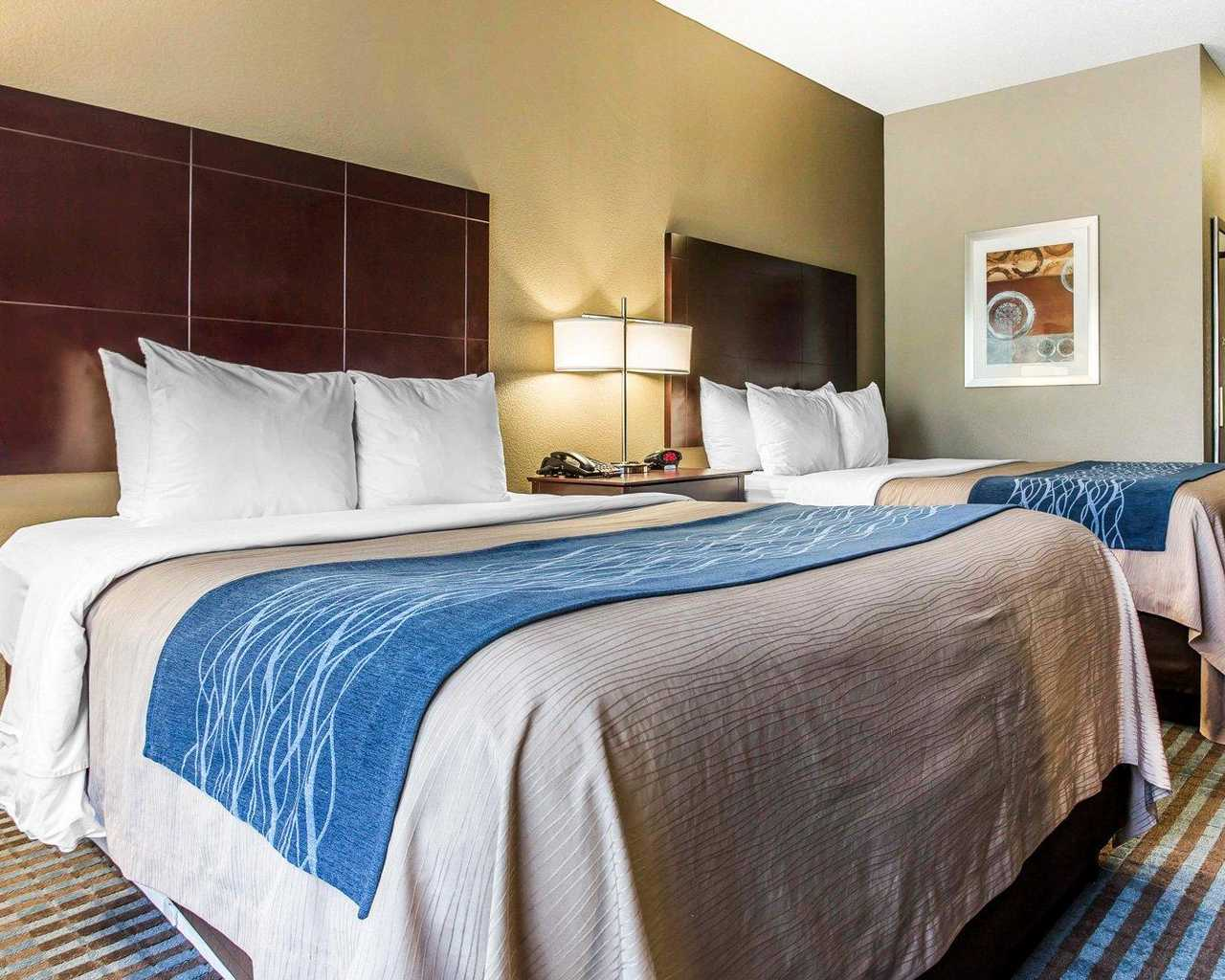 Comfort Inn & Suites Ballpark Area - Double Beds