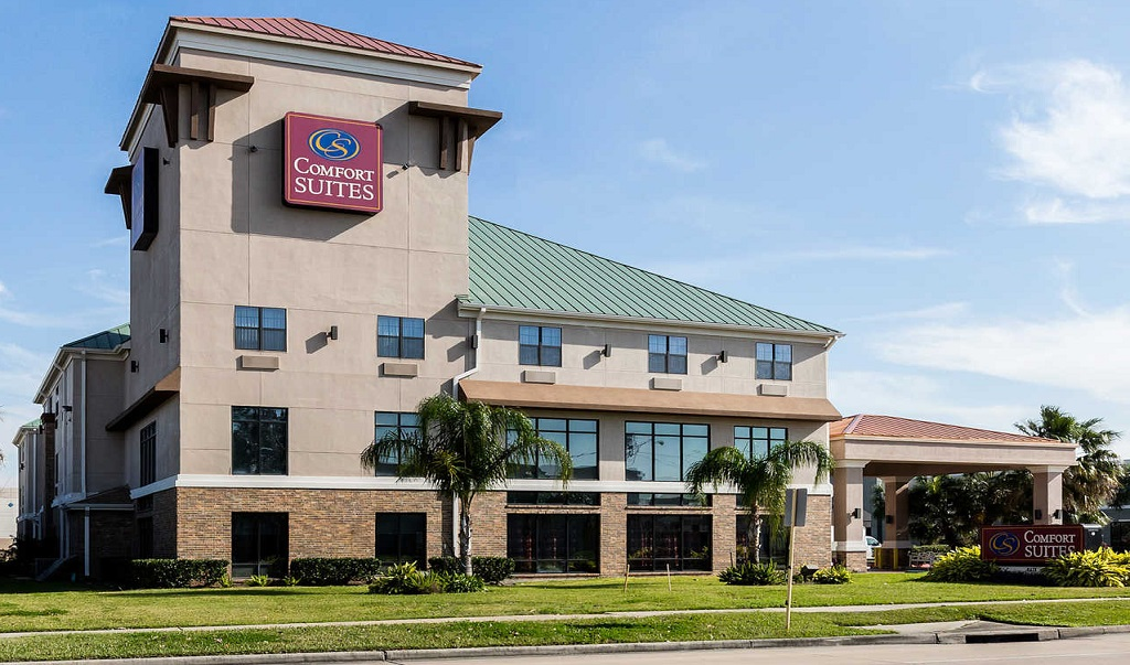 Comfort Suites Near NASA - Clear Lake - Exterior-1