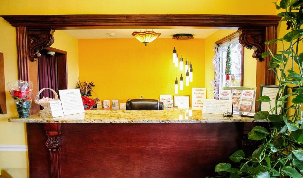 Country Hearth Inn & Suites Union City - Lobby