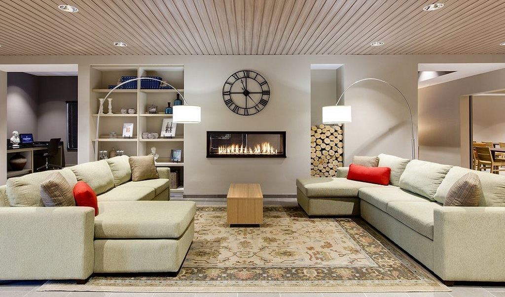 Country Inn and Suites Austin University Texas - Lobby Lounge