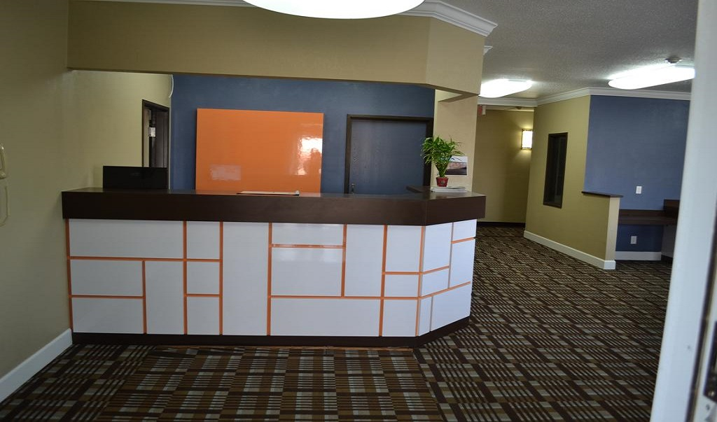 Countryside Inn & Suites Fremont Nebraska - Reception