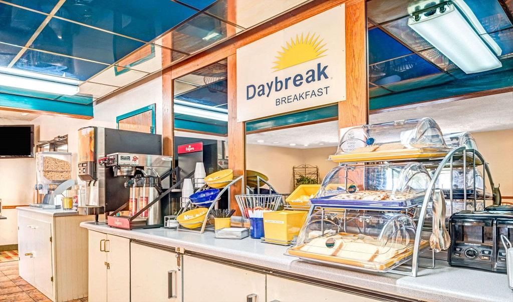 Days Inn Council Bluffs/9th Avenue - Breakfast Area