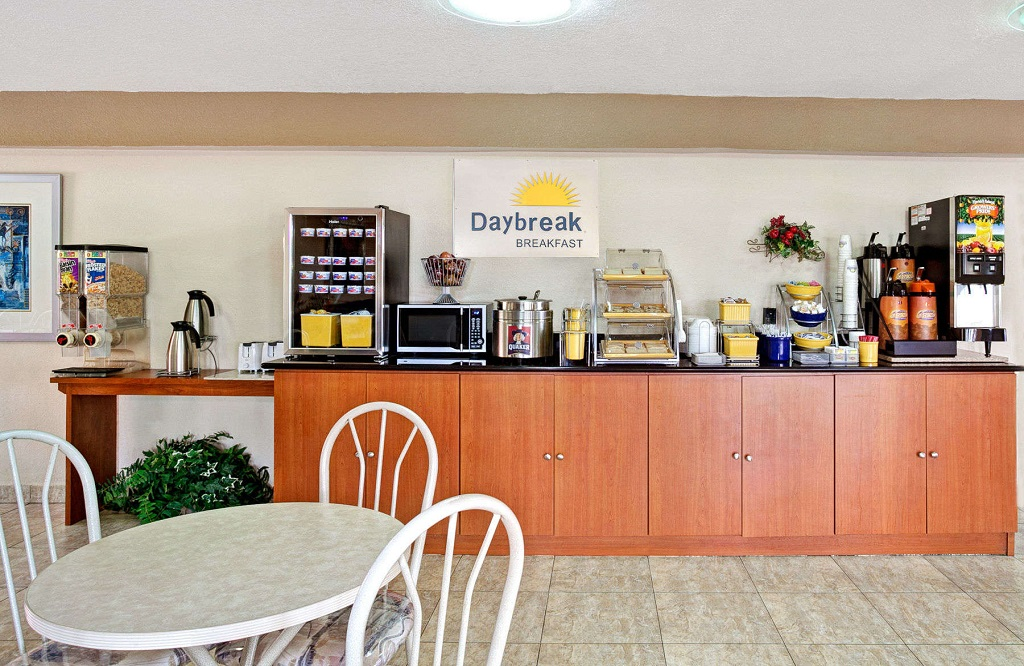 Days Inn and Suites Orlando/UCF - Breakfast Area