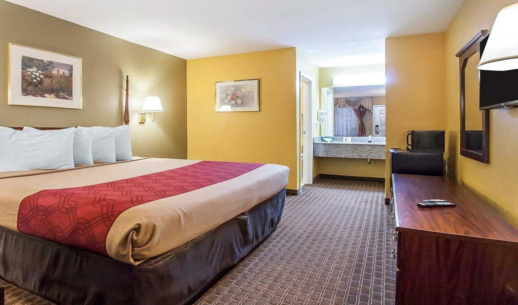Econo Lodge Inn & Suites Murfreesboro - Single Bed