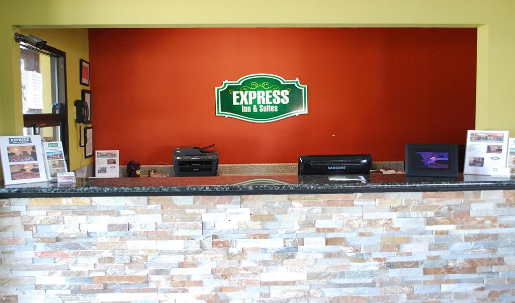 Express Inn and Suites Trion - Reception