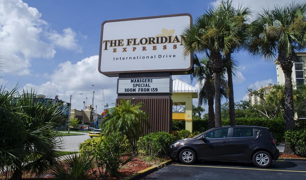 Floridian Express International Drive - Exterior
