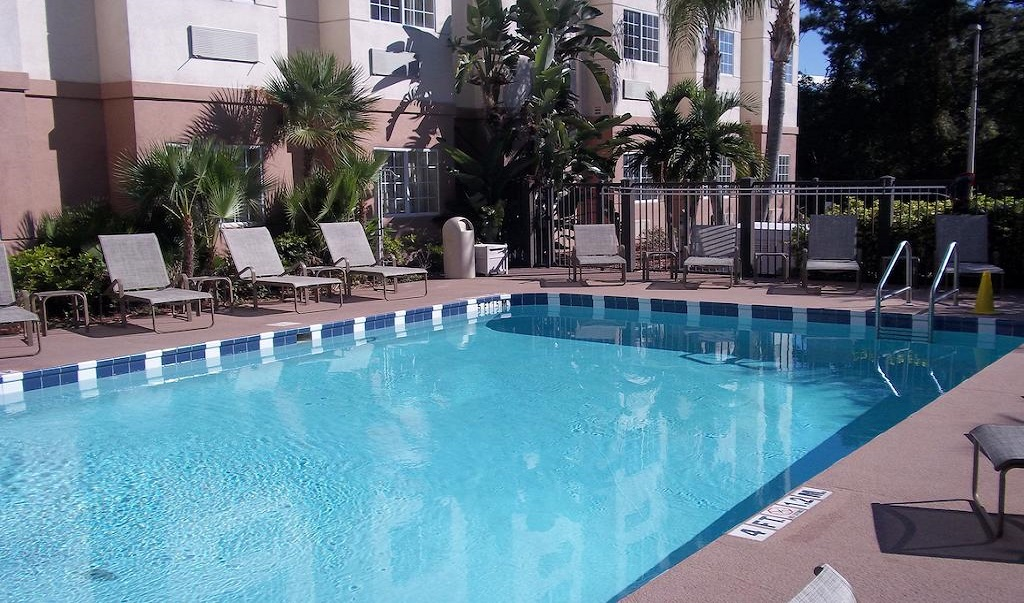 Floridian Hotel and Suites - Pool