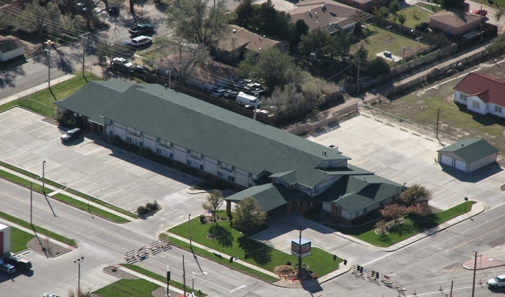 Garden City Inn - Aerial View