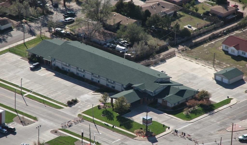 Garden City Inn - Aerial View