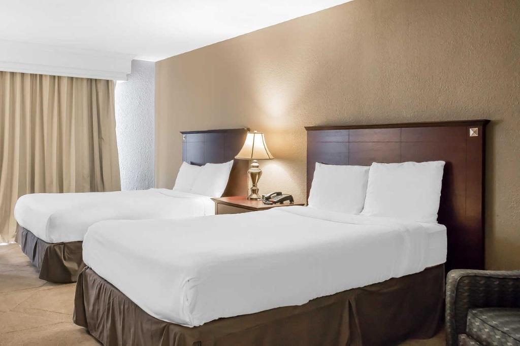 Grand Hilton Head Inn - Double Beds