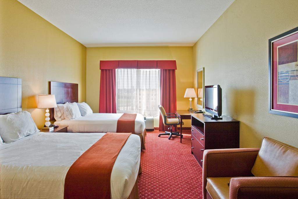 Holiday Inn Express Orlando South - Double Beds