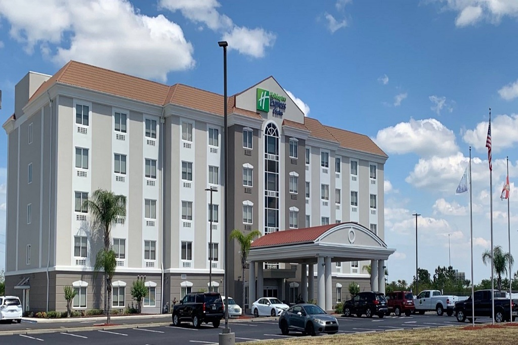 Holiday Inn Express Orlando South - Exterior-2
