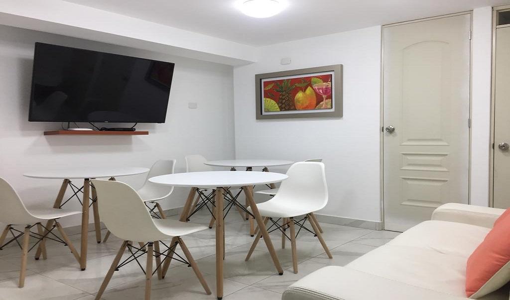 Hostal Plaza Mayor Lima - Lobby Lounge