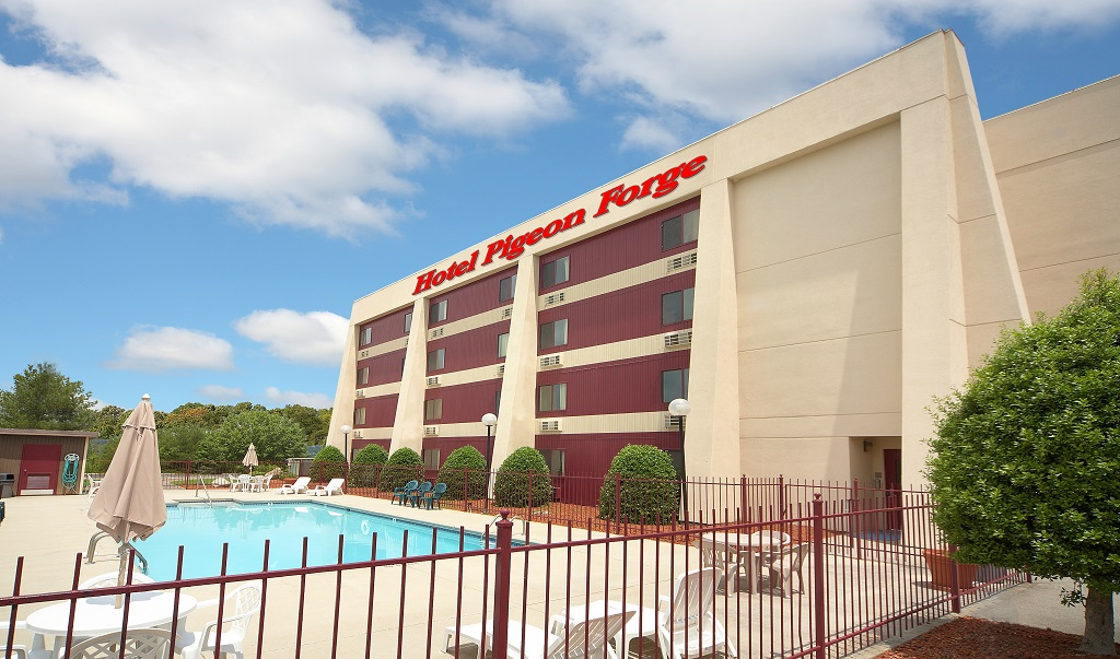 Hotel Pigeon Forge - Pool