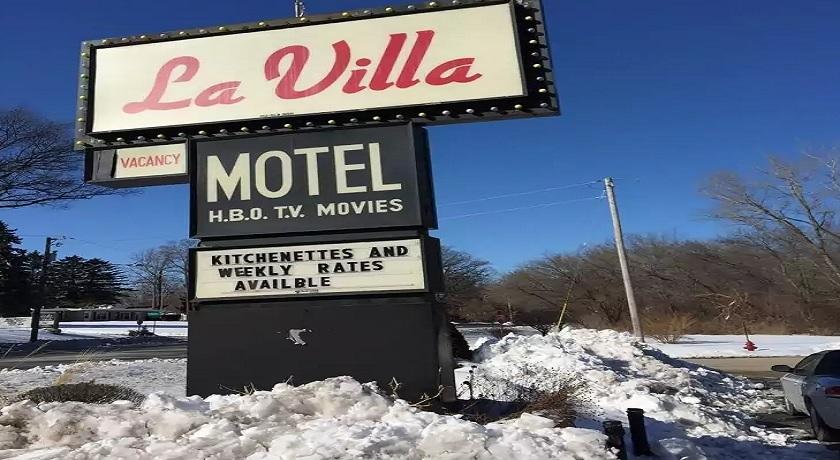 La Villa Motel - Exterior-3