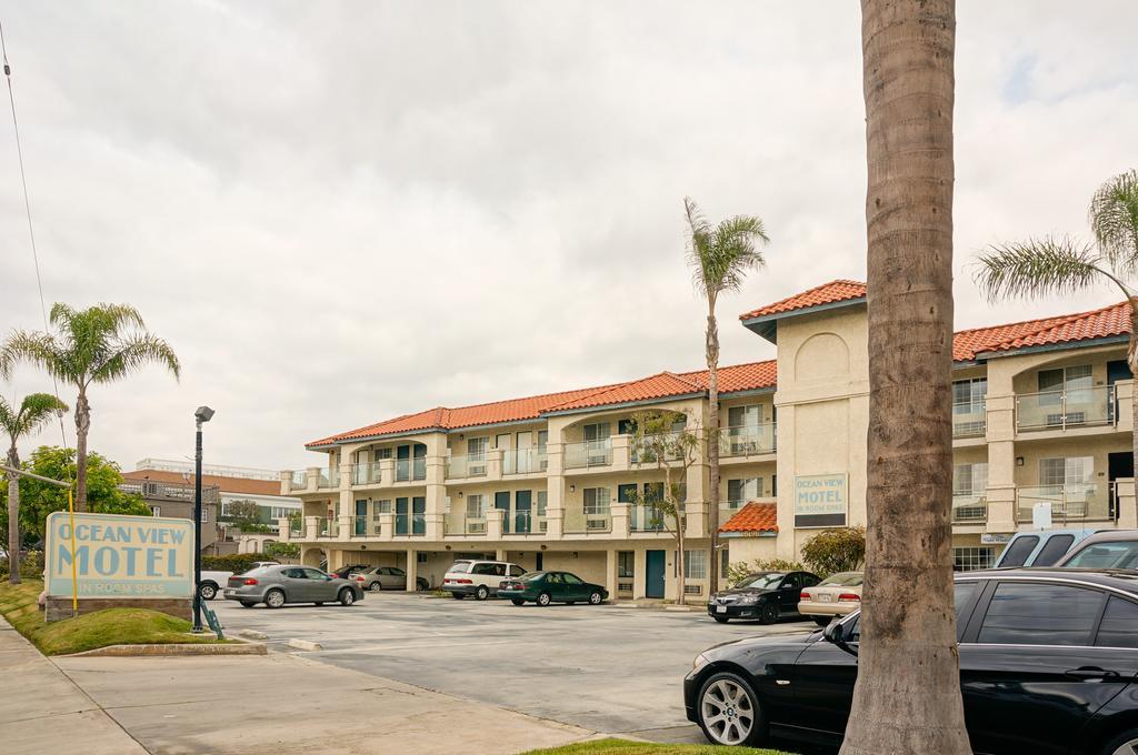 OceanView Motel - Exterior-1