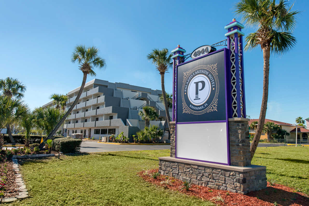 Palazzo Lakeside Hotel Kissimmee - Exterior