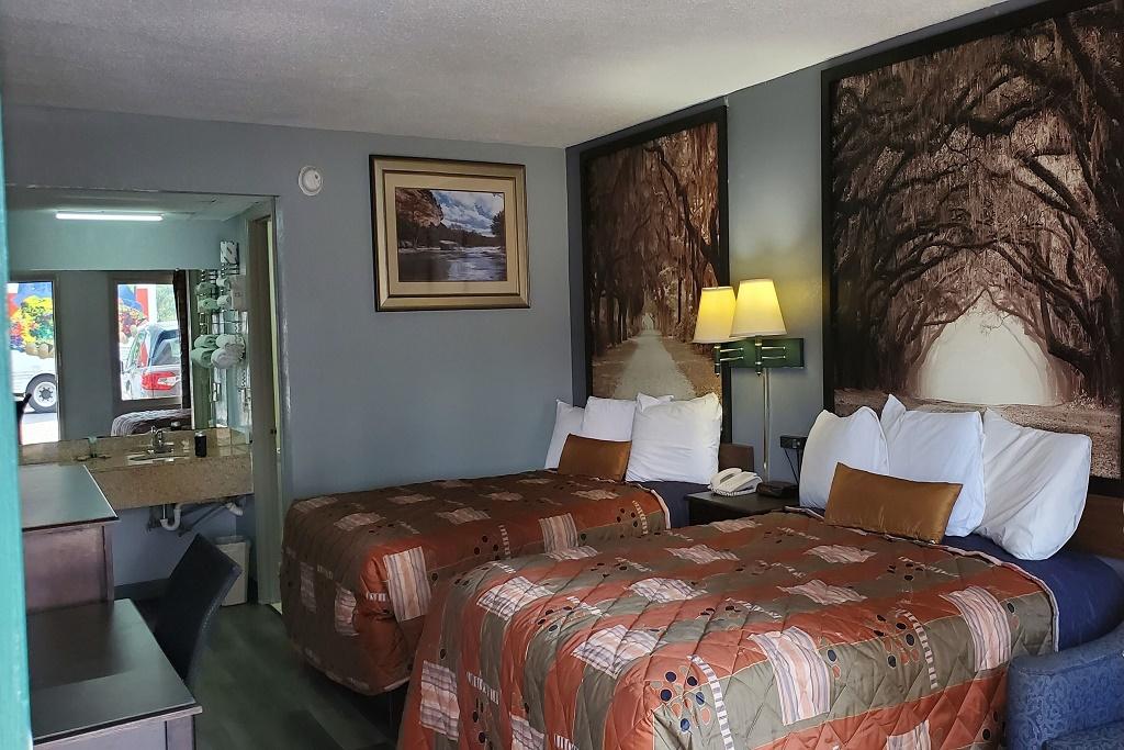 Palmetto Inn Estill - Double Beds Room