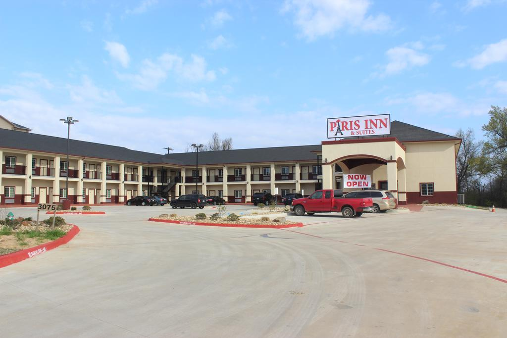 Paris Inn & Suites - Exterior