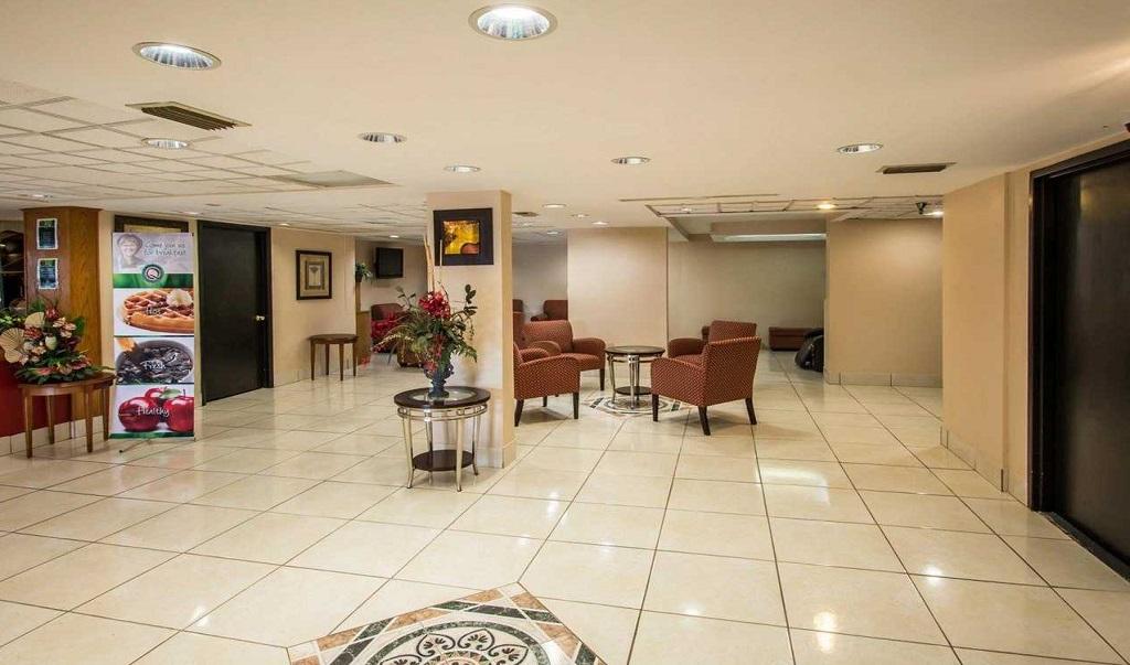 Quality Inn Orlando Airport - Lobby Lounge-1