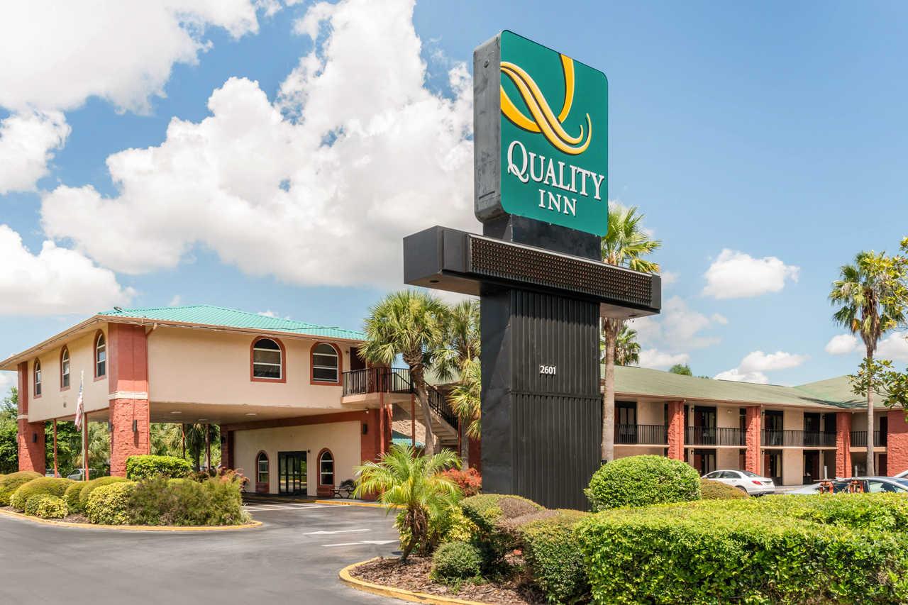 Quality Inn Orlando Airport - Exterior