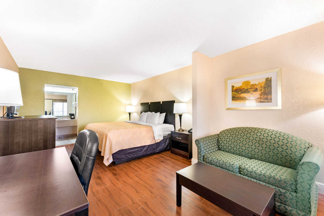 Quality Inn Orlando Airport - Single Bed