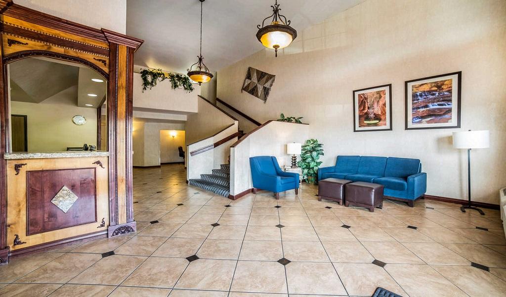 Quality Inn Zion Park - Lobby Lounge