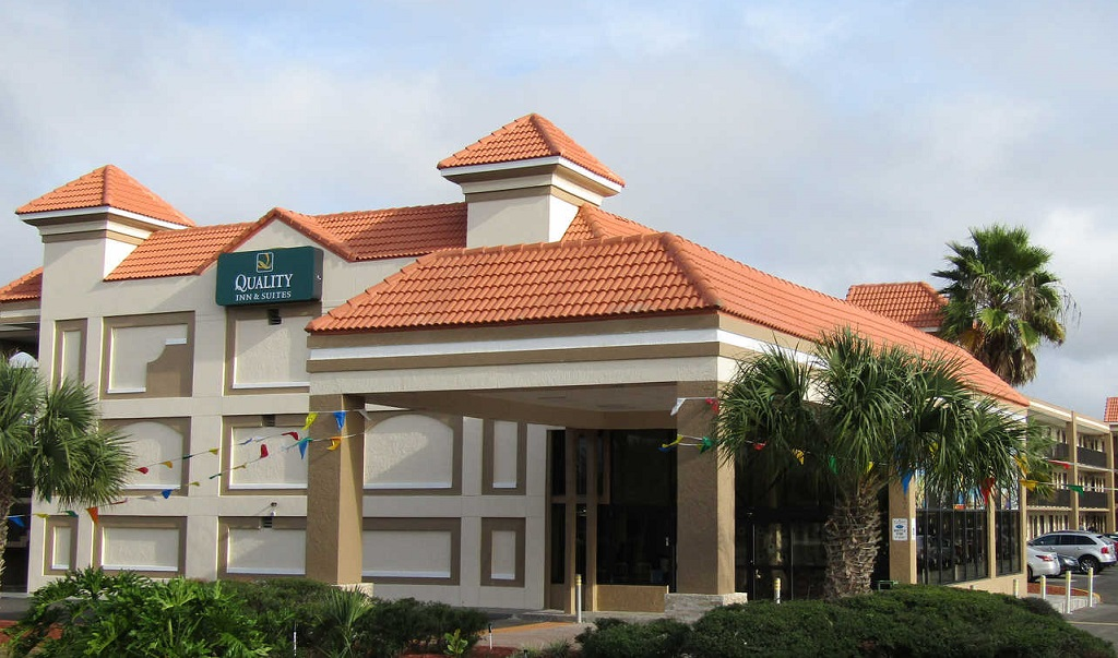 Quality Inn & Suites Kissimmee by The Lake - Exterior-1