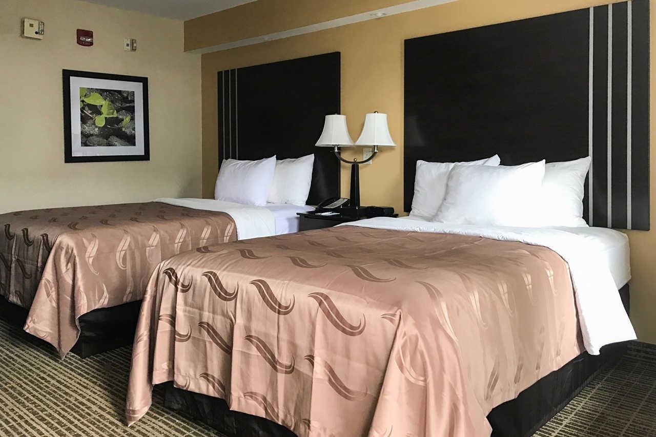 Quality Inn Seneca - Double Beds