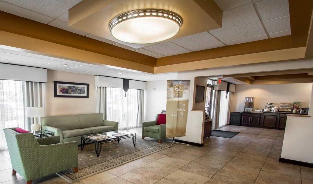 Quality Inn Stuart - Lobby-2
