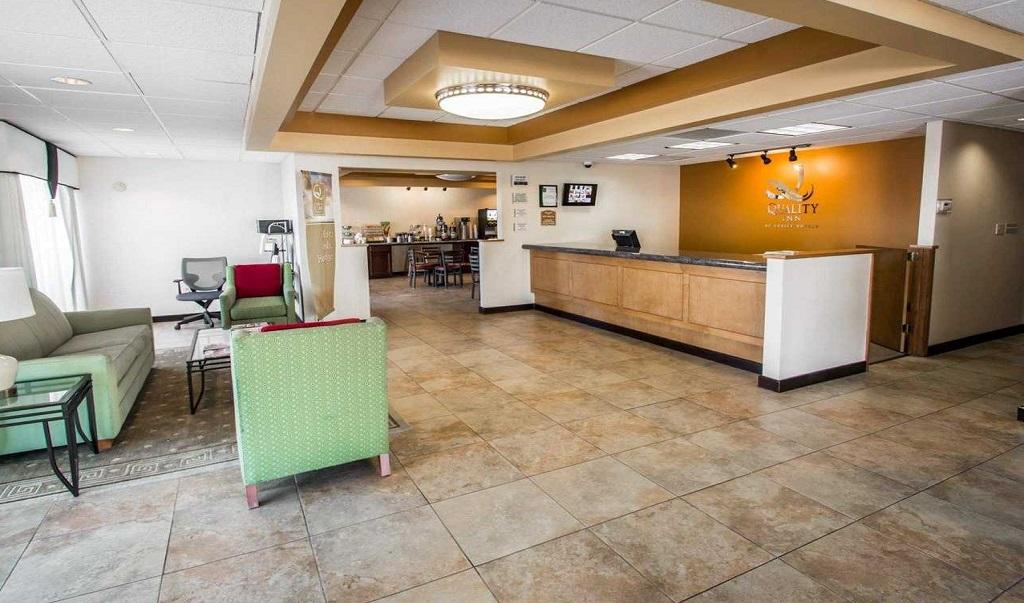 Quality Inn Stuart - Lobby-1