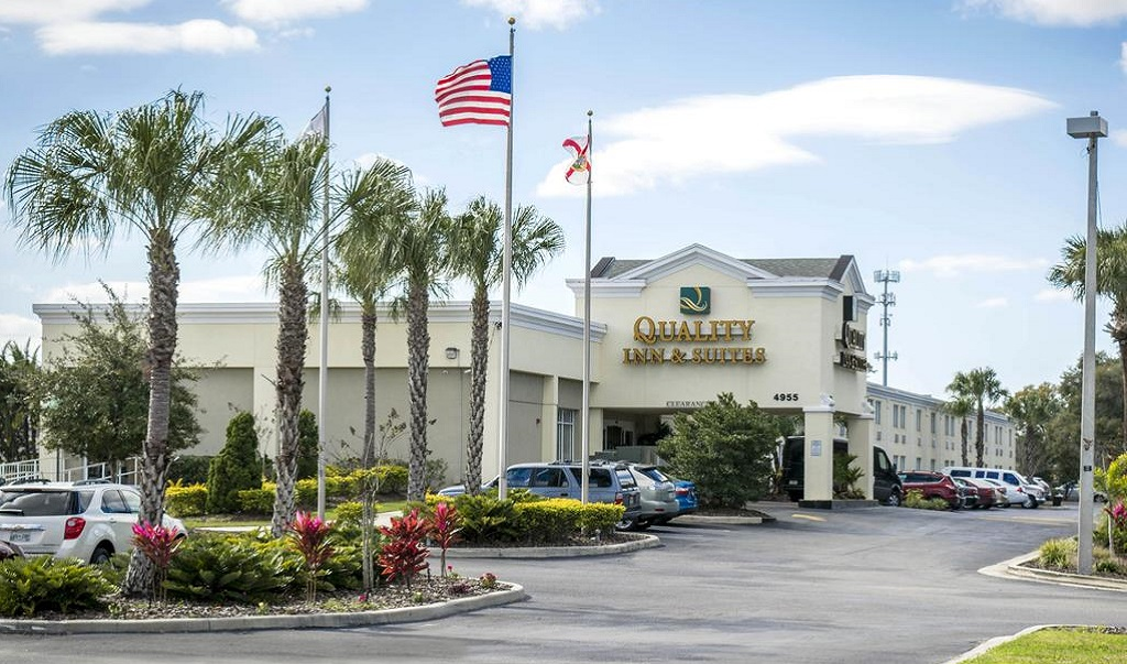 Quality Inn & Suites Near Fairgrounds Ybor City - Exterior