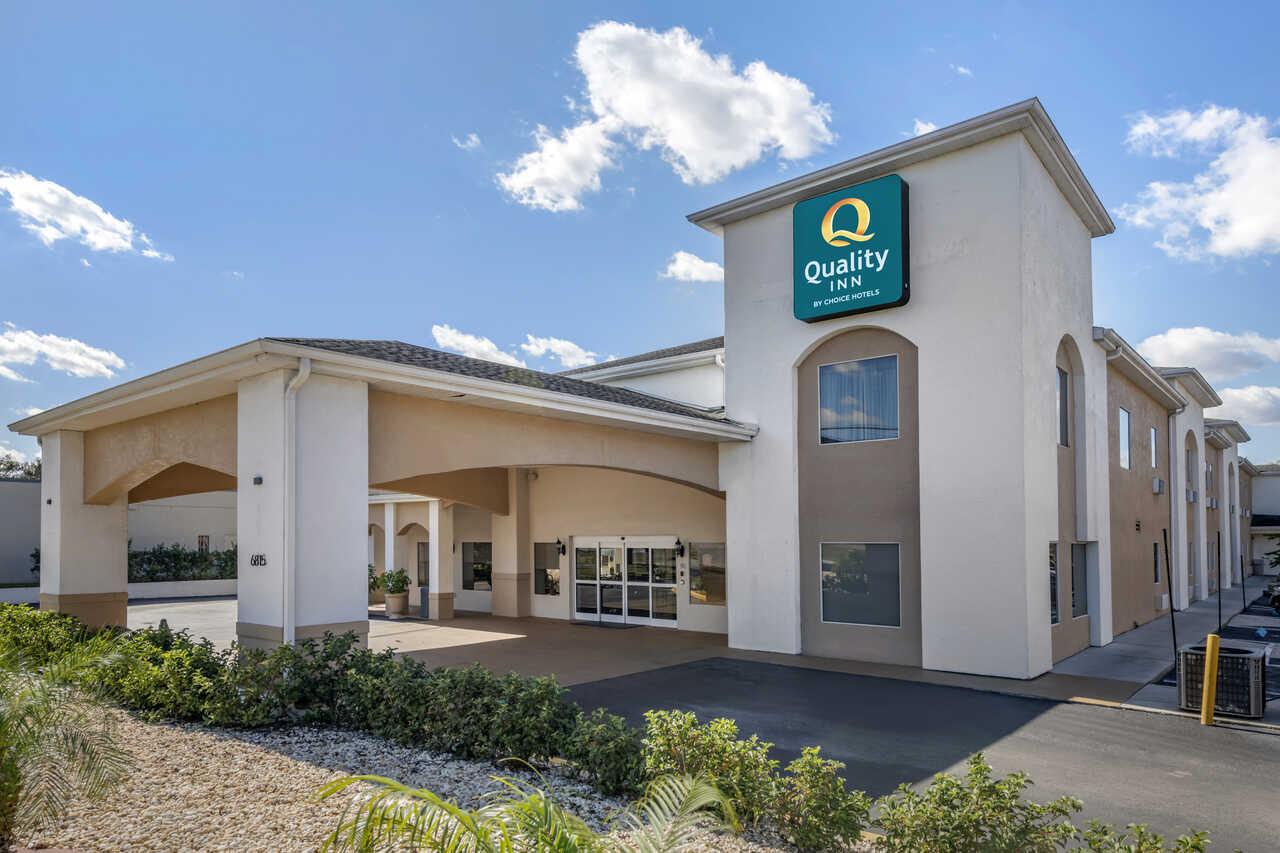 Quality Inn Zephyrhills - Exterior-2