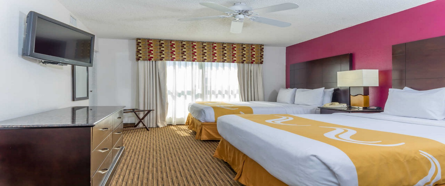 Quality Suites Lake Buena Vista - Double Beds Room