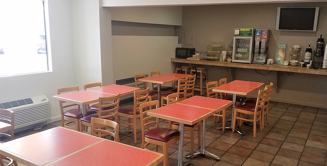 Red Roof Inn Albuquerque - Breakfast Area