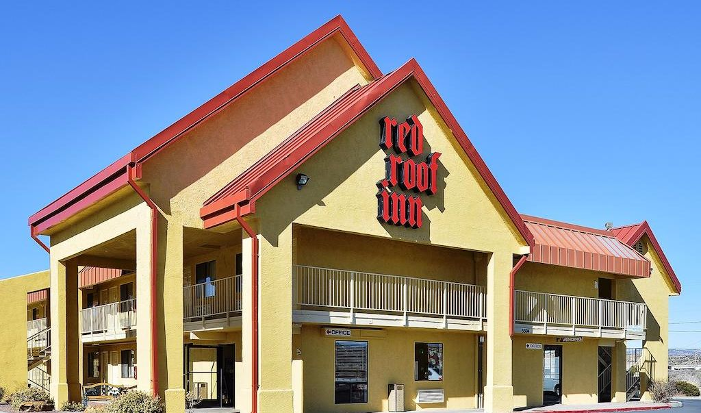 Red Roof Inn Gallup - Exterior