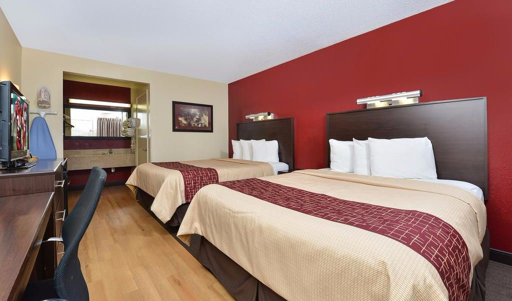Red Roof Inn Gallup - Double Beds