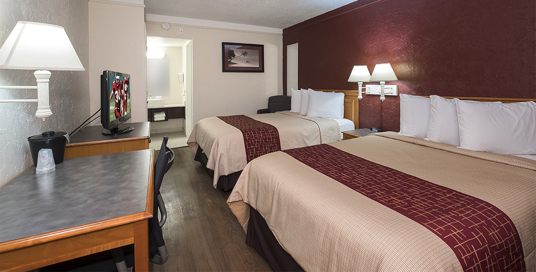 Red Roof Inn Tampa Bay - St. Petersburg - Double Beds