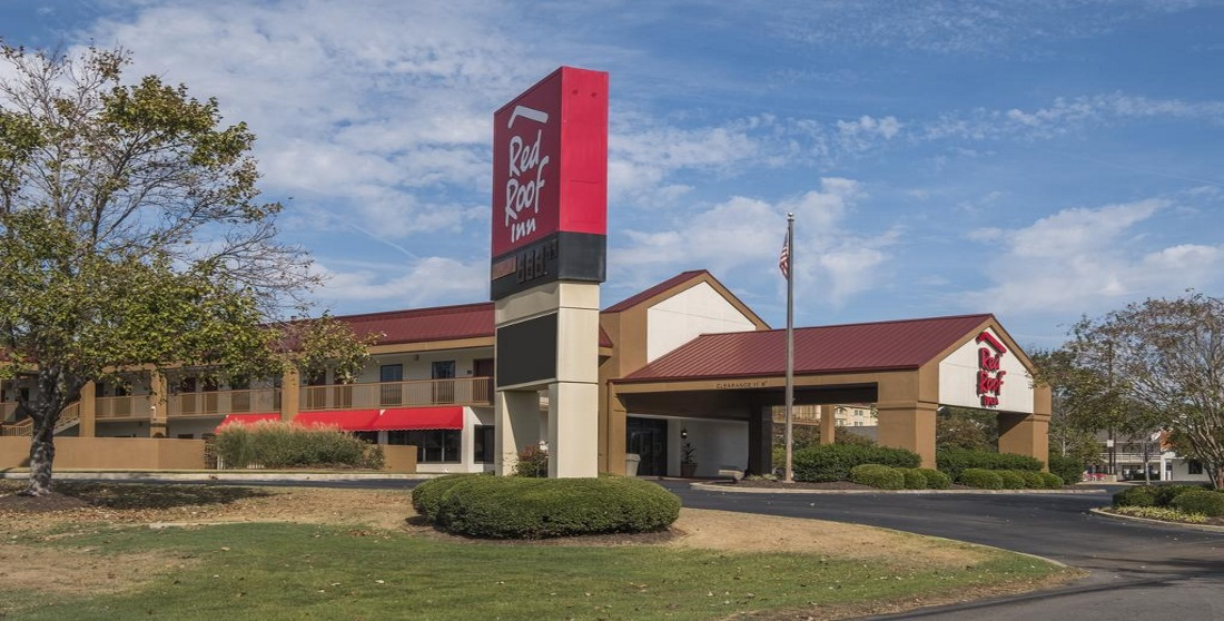 Red Roof Inn Tupelo - Exterior