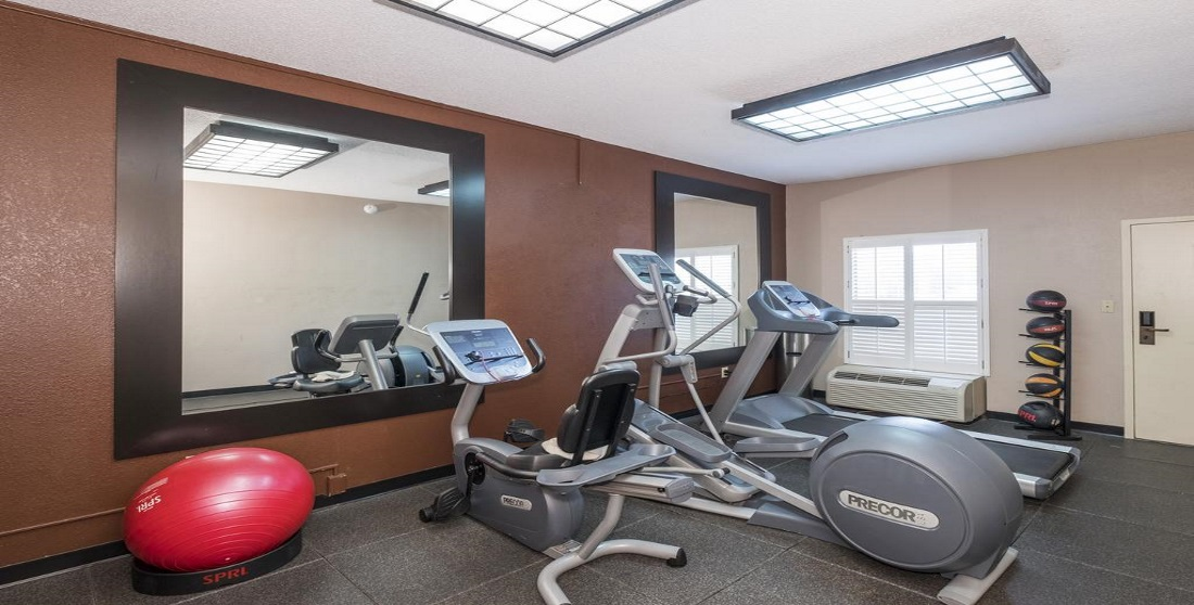 Red Roof Inn Tupelo - Fitness Area