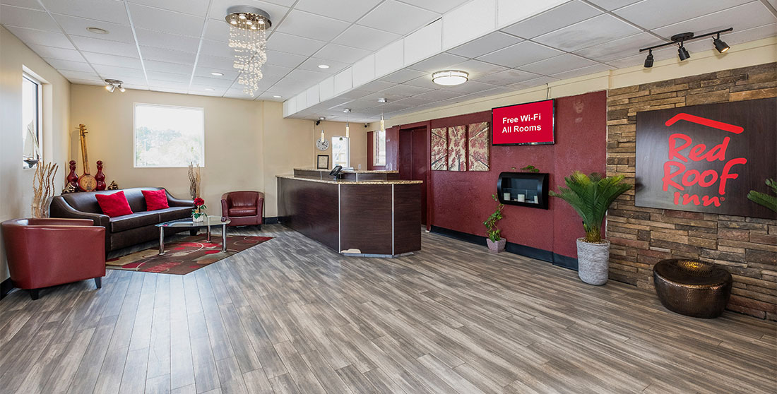 Red Roof Inn Walterboro - Lobby