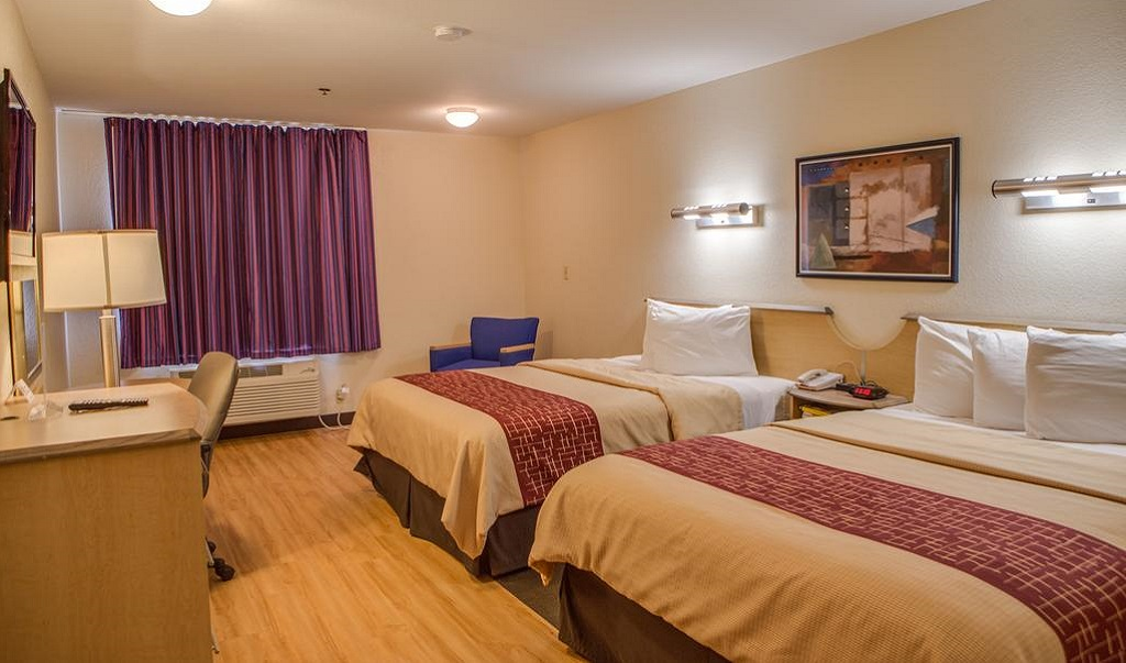 Red Roof Inn Pharr - Double Beds