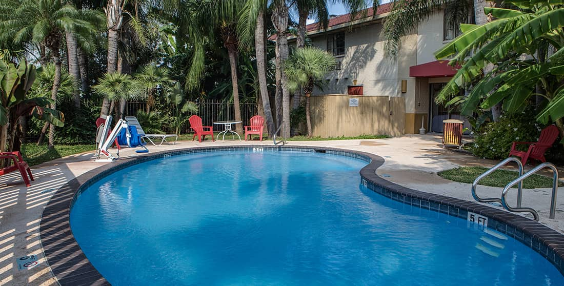 Red Roof Inn Pharr - Pool