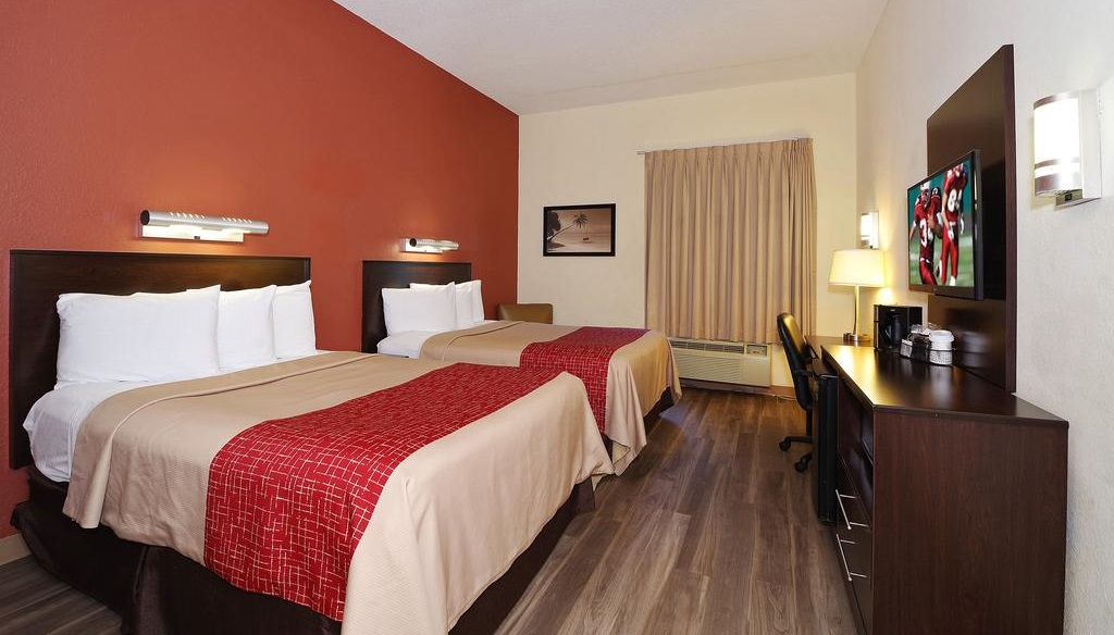 Red Roof Inn Orlando West - Ocoee - Double Beds