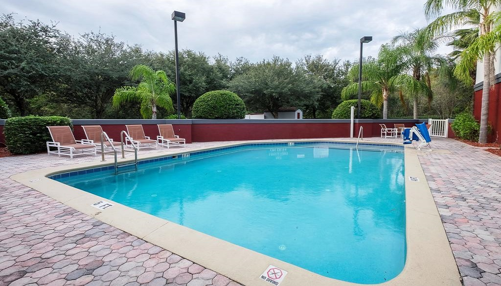 Red Roof Inn Orlando West - Ocoee - Pool