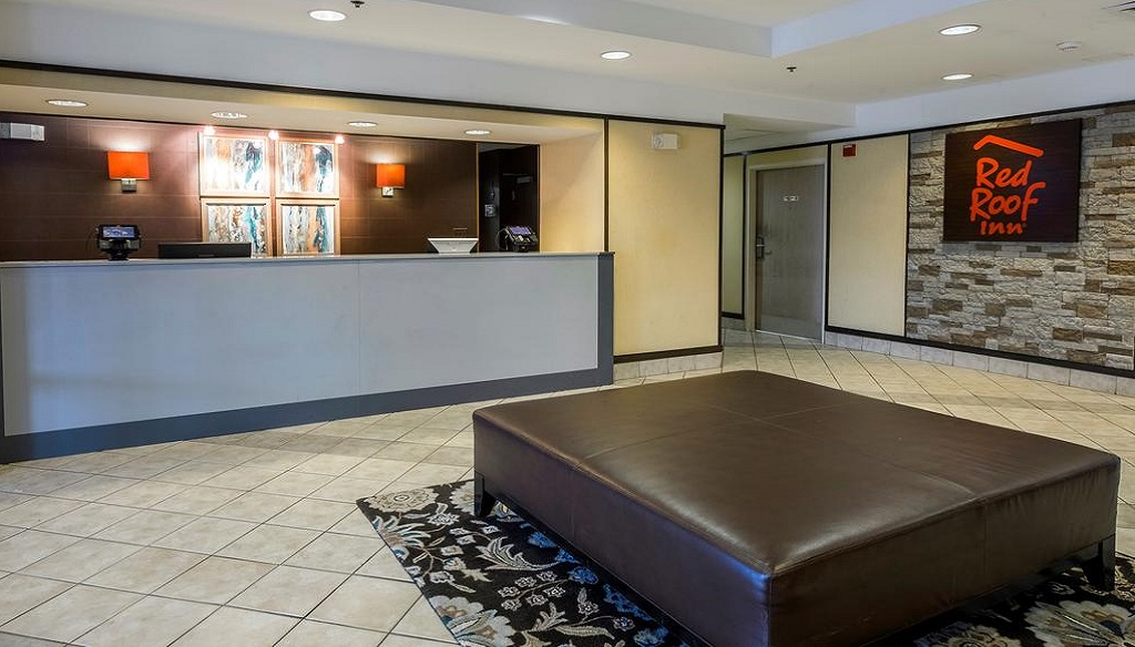 Red Roof Inn Orlando West - Ocoee - Lobby-2
