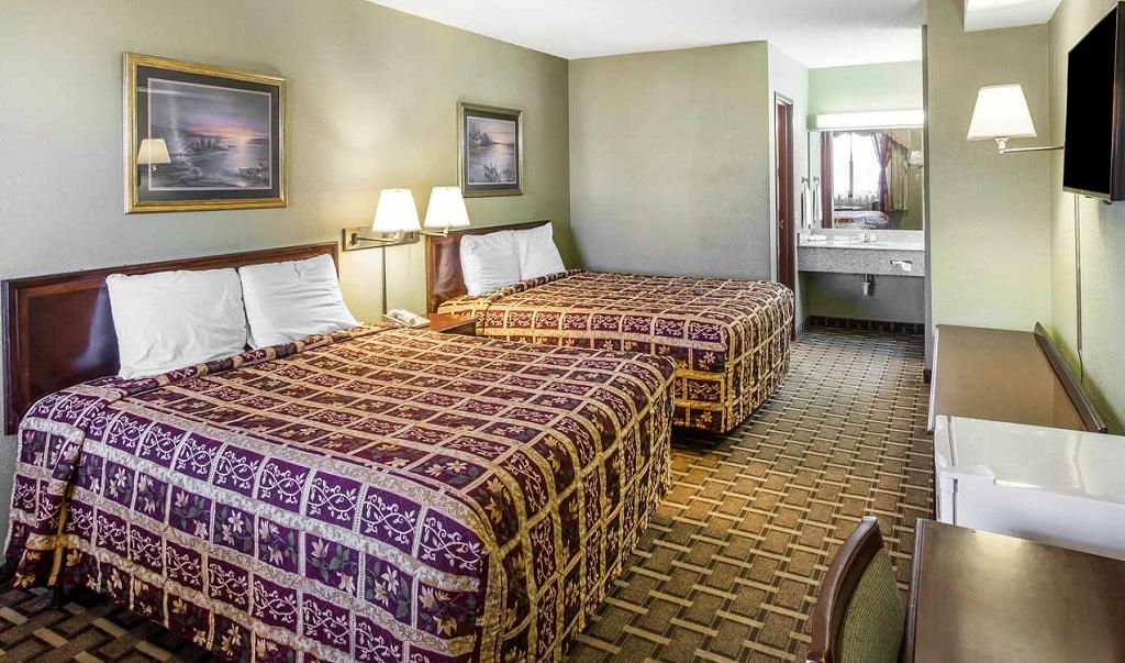 Rodeway Inn & Suites Smyrna - Double Beds