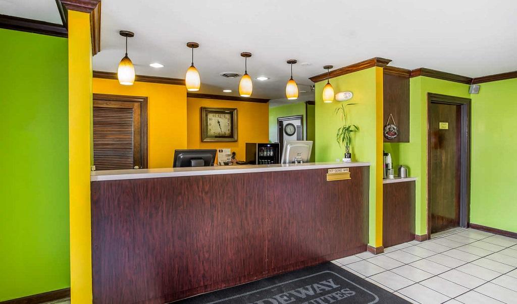 Rodeway Inn & Suites Smyrna - Lobby-2